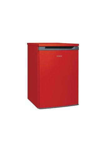 Kühlschrank, Bomann, »VS 354 Rot, A++« kaufen