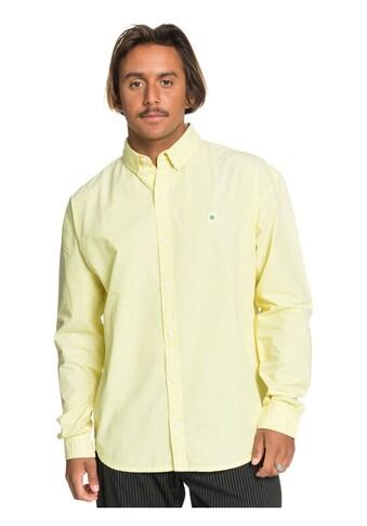 Quiksilver Langarmhemd »Originals Peace« kaufen