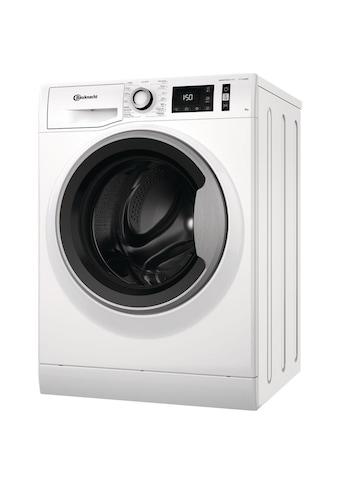 BAUKNECHT Waschmaschine, NM11 844 WS, 8 kg, 1400 U/min kaufen