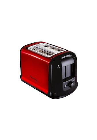 Toaster, Moulinex, »Subito Rot« kaufen