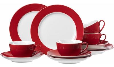 Ritzenhoff & Breker Kaffeeservice, (Set, 12 tlg.), Spülmaschinengeeignet kaufen