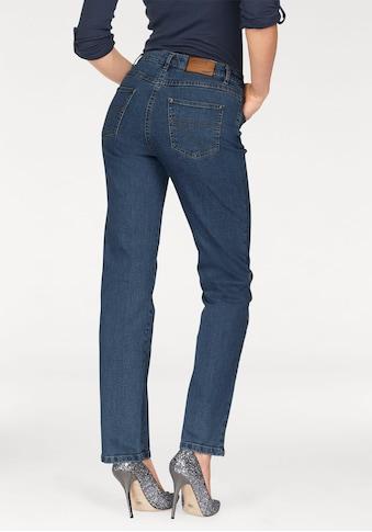 Arizona Gerade Jeans »Annett« kaufen