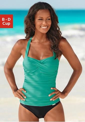 LASCANA Badeanzug, mit modischem Rücken und Shaping-Effekt kaufen