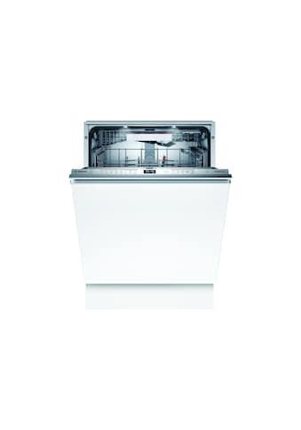 BOSCH vollintegrierbarer Geschirrspüler »SBV6ZDX49E Vollintegriert A+++«, SBV6ZDX49E... kaufen
