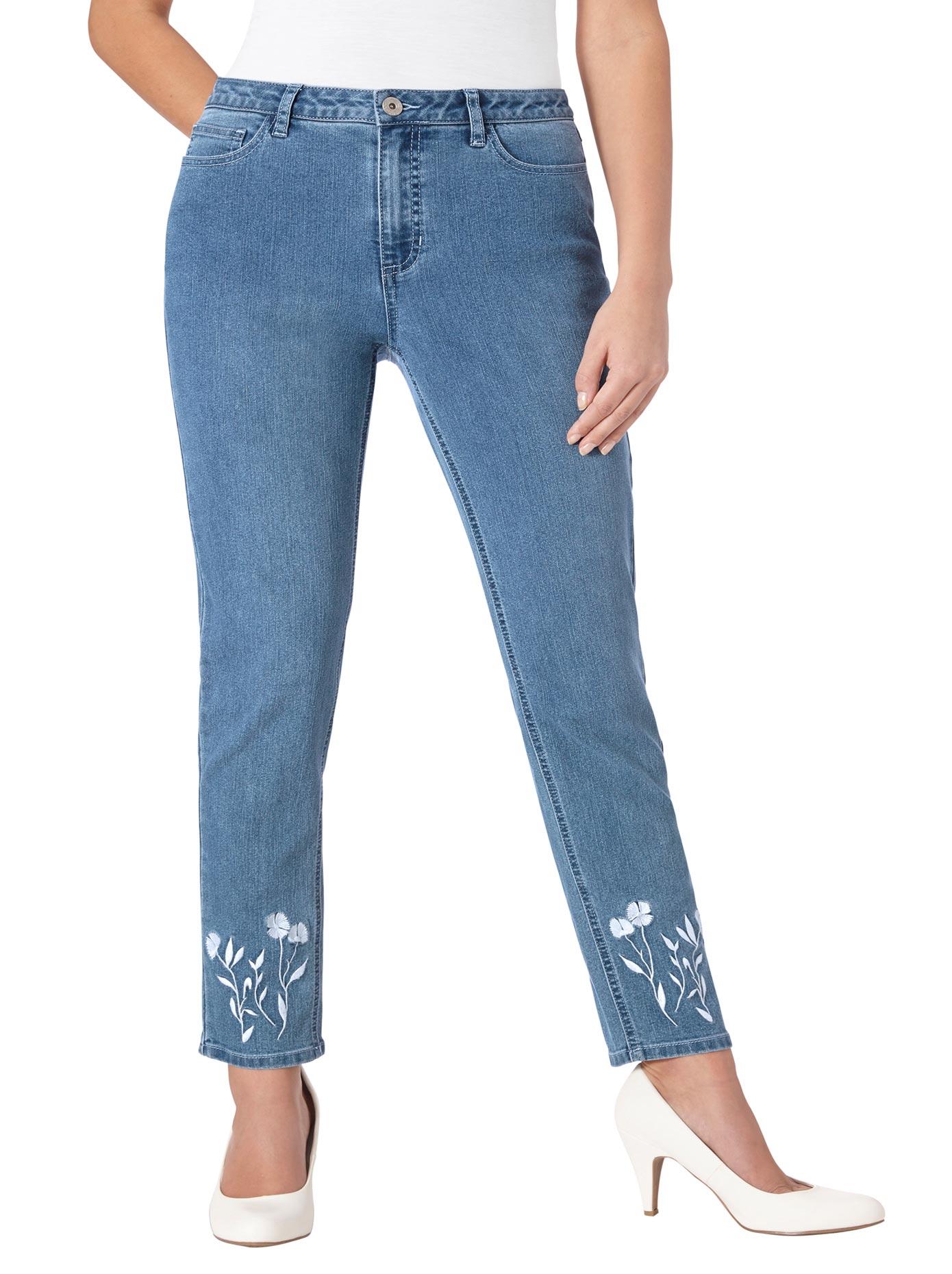 Image of Alessa W. 5-Pocket-Jeans