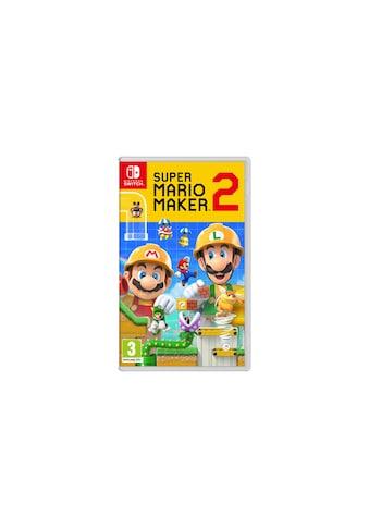 Super Mario Maker 2, Nintendo kaufen