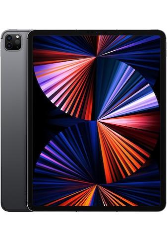 "Apple Tablet »iPad Pro (2021), 12,9"", Wifi + Cellular, 8 GB RAM, 128 GB Speicherplatz« kaufen"