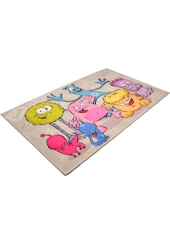 Kinderteppich, »Lovely Kids 417«, Böing Carpet, rechteckig, Höhe 6 mm, gedruckt kaufen