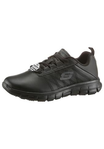 Skechers Berufsschuh »Sure Track Erath Schnürschuh«, mit rutschhemmender Laufsohle kaufen