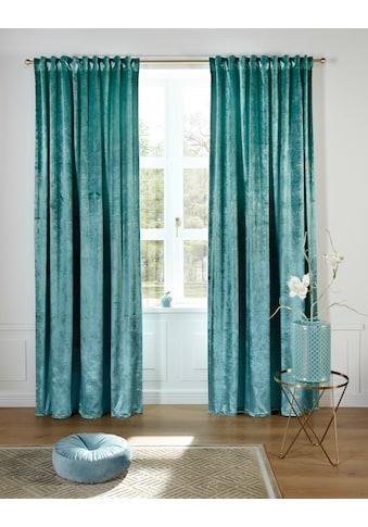 Guido Maria Kretschmer Home&Living Vorhang »Jasmina«, Foliendruck kaufen