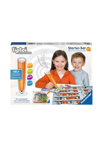 Starter - Set, Tiptoi, »Buchstabenspiel inkl. Stift« kaufen