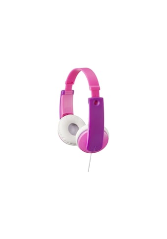 On - Ear - Kopfhörer, JVC, »HA - KD - 7 - P Pink Violett« kaufen