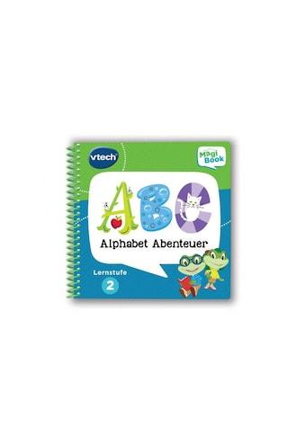 Lernbuch, VTech, »MagiBook Lernstufe 2  -  Alphabet Abenteuer« kaufen