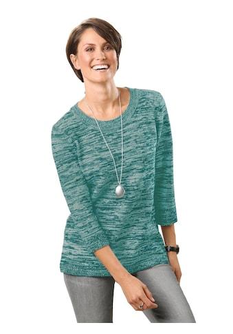Classic Basics Pullover mit Rundhals - Ausschnitt kaufen