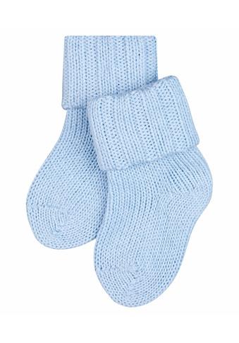 FALKE Socken »Flausch«, (1 Paar), aus klimaregulierender Merinowolle kaufen