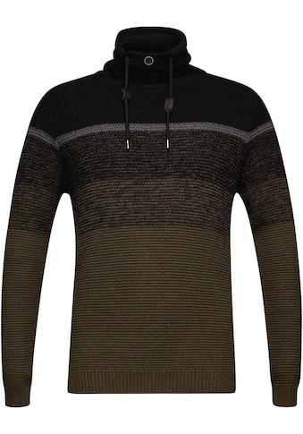 edc by Esprit Strickpullover, mehrfarbig kaufen