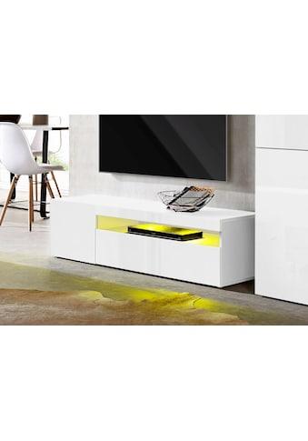Tecnos Lowboard, Breite 130 cm, ohne Beleuchtung kaufen