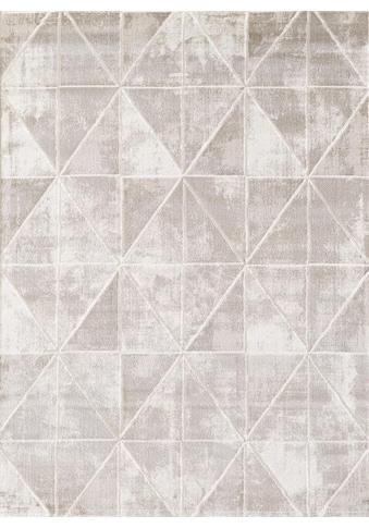 Sanat Teppich »Harmony 3212«, rechteckig, 12 mm Höhe, Vintage Design, Wohnzimmer kaufen