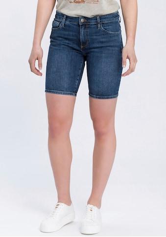 Cross Jeans® Jeansshorts »Genna Short«, Mit den typischen Jeans-Nähten kaufen