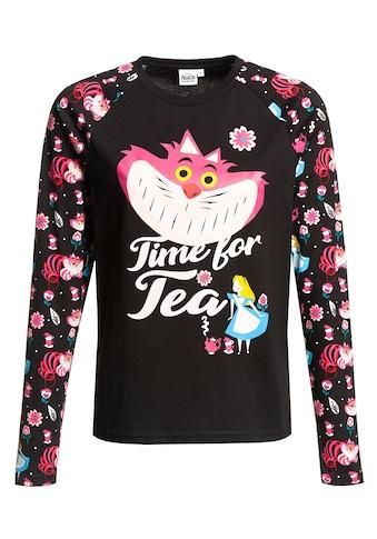 Disney Langarmshirt »Alice in Wonderland Tea« kaufen