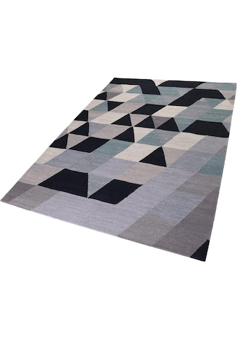 Esprit Teppich »Triango Kelim«, rechteckig, 5 mm Höhe, Wohnzimmer kaufen