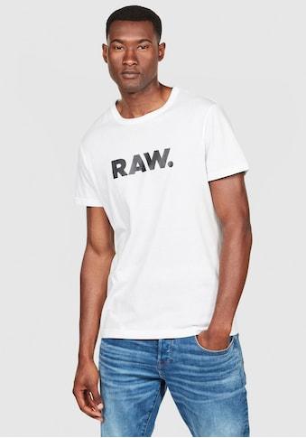 G-Star RAW T-Shirt »Holorn« kaufen