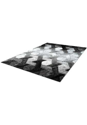 Teppich, »Swing 101«, LALEE, rechteckig, Höhe 14 mm, maschinell gewebt kaufen