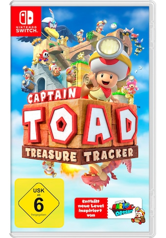 Captain Toad: Treasure Tracker Nintendo Switch kaufen