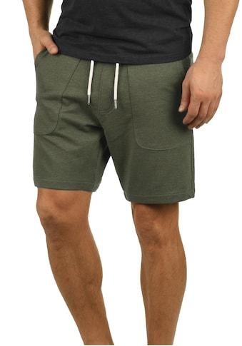 Blend Sweatshorts »Mulker«, kurze Hose mit Kontrastkordeln kaufen