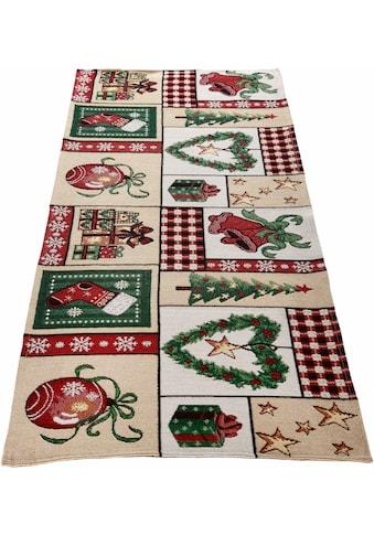 Dreams Tischläufer »Weihnachtszeit«, (1 St.) kaufen
