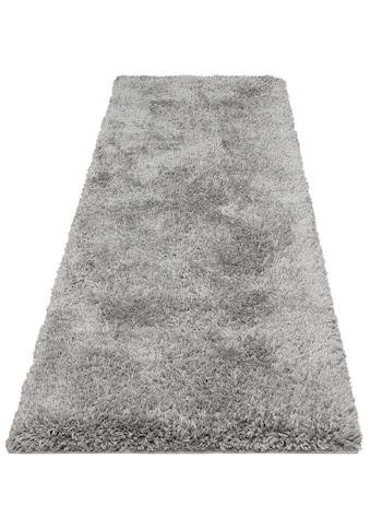 Hochflor - Läufer, »Boldo«, my home, rechteckig, Höhe 50 mm, maschinell gewebt kaufen