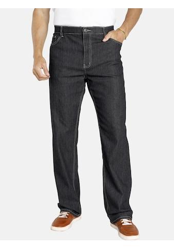 Jan Vanderstorm Dehnbund-Jeans »SOA«, (Packung, 2 tlg., 2er-Pack), mit flexiblem... kaufen