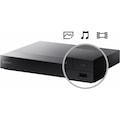Sony »BDP-S6700« Blu-ray-Player (4k Ultra HD, Miracast (Wi-Fi Alliance) LAN (Ethernet) WLAN, 3D-fähig 4K Upscaling, Full HD)