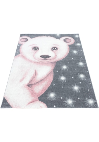 Kinderteppich, »Bambi 810«, Ayyildiz, rechteckig, Höhe 11 mm, maschinell gewebt kaufen