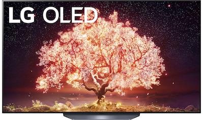 """LG OLED-Fernseher »OLED65B19LA«, 164 cm/65 """", 4K Ultra HD, Smart-TV, (bis zu 120Hz)-α7... kaufen"""