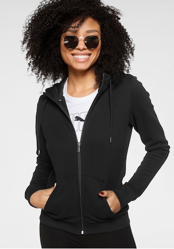 PUMA Kapuzensweatjacke »Modern Basics Full - Zip Hoodie FL« kaufen