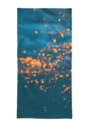 "Handtuch ""The Particles"", Juniqe kaufen"