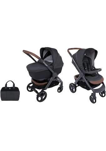 Chicco Kombi-Kinderwagen »Duo Stylego Up Crossover, Graphite«, 15 kg kaufen
