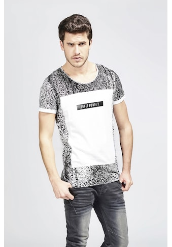 trueprodigy T-Shirt »Do It Right!«, mit All-Over-Print kaufen