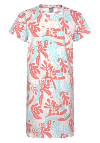 PUMA Shirtkleid »Alpha All Over Print Dress Girls« kaufen