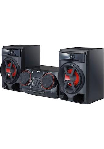 LG »CK43« Stereoanlage (FM - Tuner mit RDS, 300 Watt) kaufen