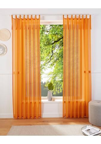 Gardine, »TENDER«, Guido Maria Kretschmer Home&Living, Bindebänder 1 Stück kaufen