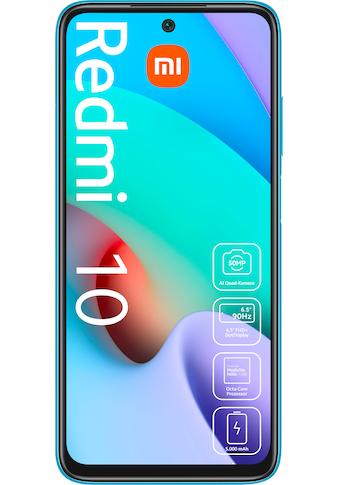 "Xiaomi Smartphone »Redmi 10 4GB+64GB«, (16,51 cm/6,5 "", 64 GB Speicherplatz, 50 MP... kaufen"