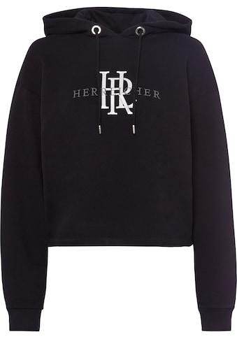 Herrlicher Hoodie »HAVEN«, mit Herrlicher Logo-Print kaufen