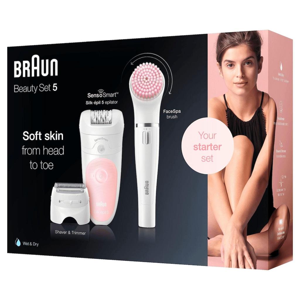 Braun, Epilierer Silk-épil 5 5-875 4-in-1
