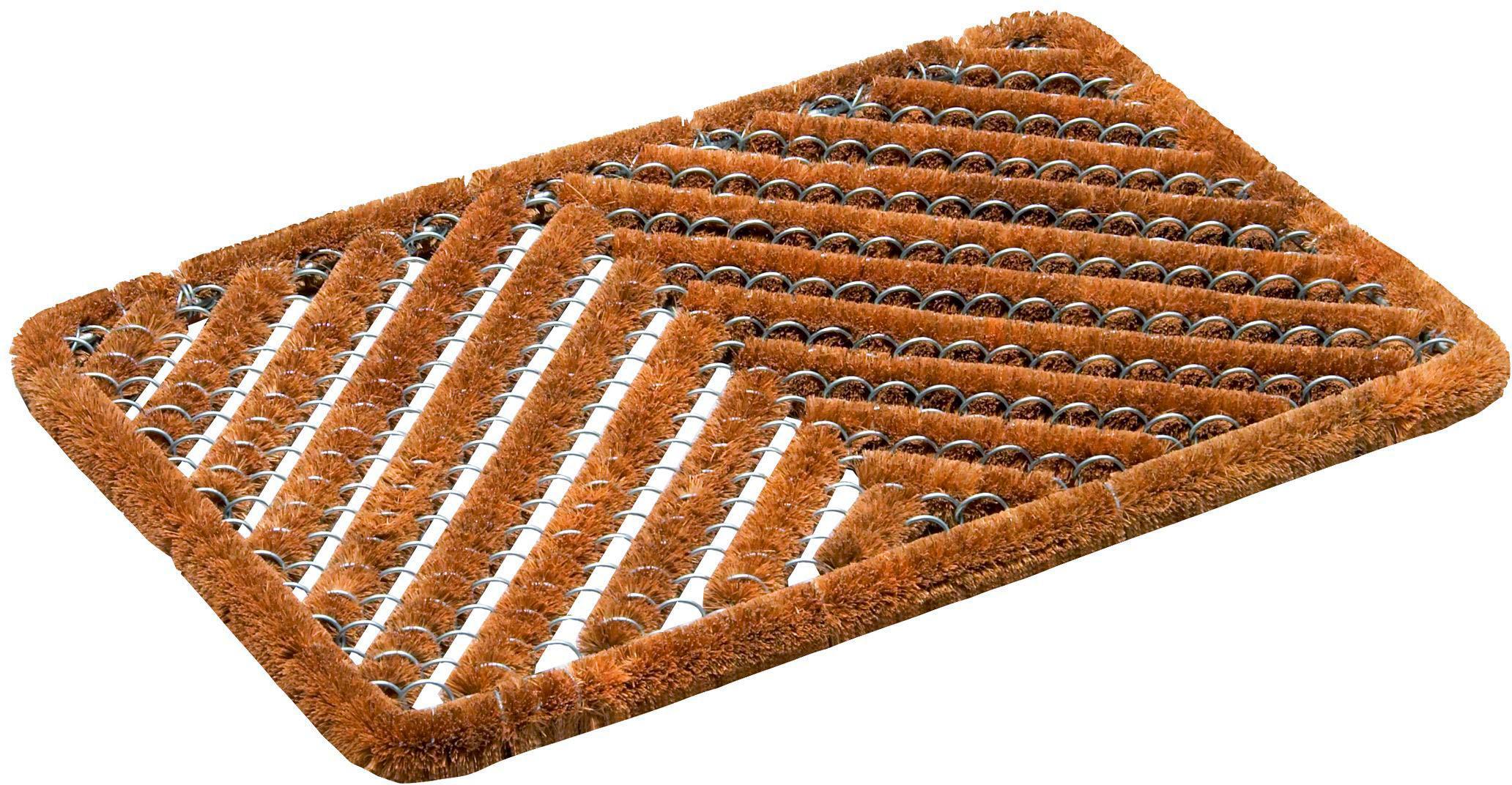 Image of ASTRA Fussmatte »Coco Brush 561«, rechteckig, 32 mm Höhe, Schmutzfangmatte, In -und Outdoor geeignet