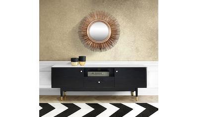 Leonique TV-Board »Lyon«, mit Keramikoberfläche in Marmoroptik und viel Stauraum kaufen