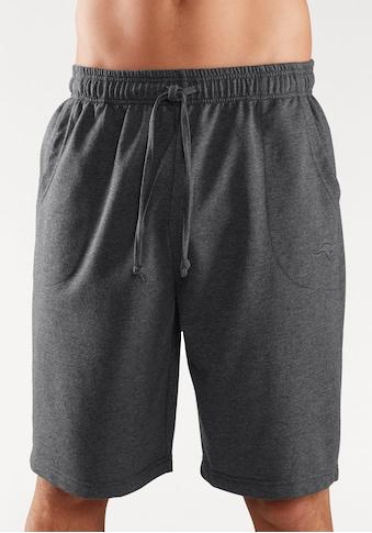 KangaROOS Relaxshorts, aus weicher Sweatware kaufen