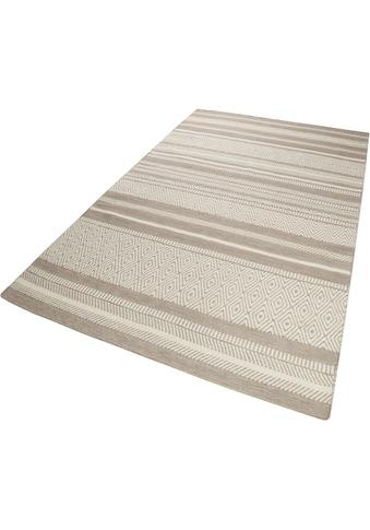 Wollteppich, »Hudson Kelim«, Esprit, rechteckig, Höhe 6 mm, handgewebt kaufen