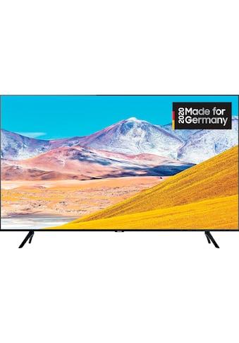 Samsung GU75TU8079 LED - Fernseher (189 cm / (75 Zoll), 4K Ultra HD, Smart - TV kaufen
